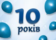10let